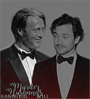 Murder Husbands: The Way You Look Tonight by evansblack