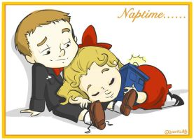 Naptime- DW by lberghol
