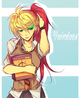 MS Middle School AU by Uberzers