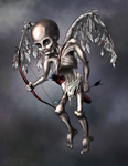 Dark Cupid by Bloodsong13T