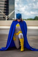 Classic Batgirl Knees by ComicChic19