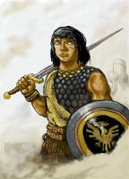 Conan by pictishscout