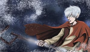 Jack Frost by CharlieMcCarthey