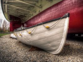 Lifeboat by Vermontster