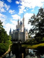 Cinderella Castle by Phoenix-Imagery