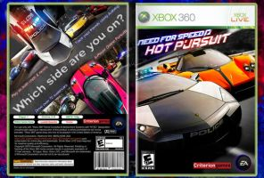 Need for Speed: HP boxart by CmM359821