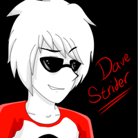 Dave Strider by Cosmo-Creations