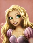 tangled girl by enigmawing