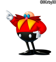 Dr.Robotnik the Eggman by llKirbyXll