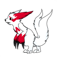 Zangoose by Thunderclap12