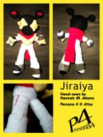 Tooni's Doll Files: Jiraiya by MissTooni