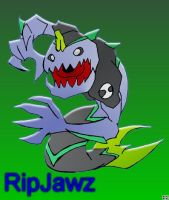 BEN10 I.G.: RipJawz by Hero-Jaxx