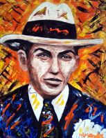 Charles lucky luciano by amoxes
