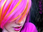 [تصویر:  candy_pink_hair_by_littlehippy-d2z45d7.jpg]