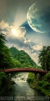 Nikko, Bridge to Heaven by nathanspotts