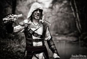'Mail' for Edward Kenway by Leon Chiro Cosplay Art by LeonChiroCosplayArt
