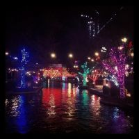 iPhone Snap: Lights on the Water by Due-South