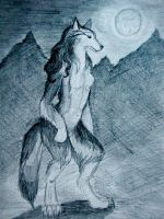 Werewolf by Ithriny