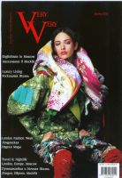 Madame Butterfly (featured on Very Very magazine) by Make-upArtist