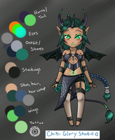 Nocturnal Succubus Adopt - CLOSED by ElaraOfTheForest
