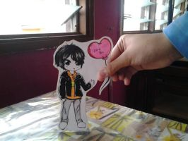 Sosuke Paper Child by AmieeSha96