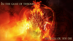 Throne on Fire by mokonoko