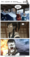 The Legend of Korra Abriged Chapter 1 - Page 20 by yourparodies