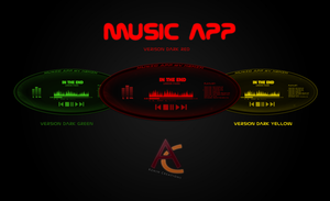 Music App v1 by Kenin140