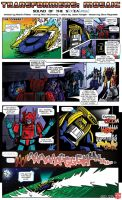 Sound of the Screaming by Transformers-Mosaic