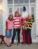 Where's Waldo? - Costumes by AnimayOnia