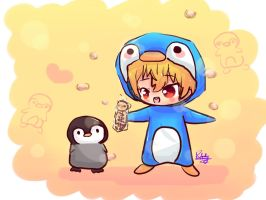 {Free!} Would you like some bread? by Paluumin