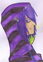 WaterColorPencil MiLo by ObviouslyNotHere