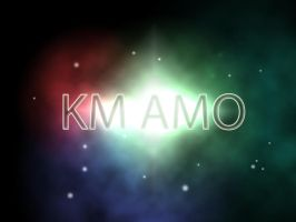 KM AMO Poster-Sketch by EstherBlunt
