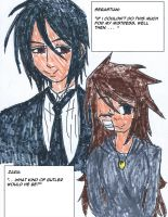 Zara Lionsdale and Sebastian 4 by Kaik-4The-WolfChi