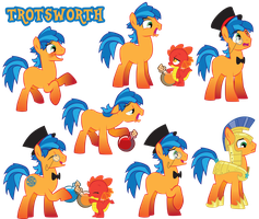 Trotsworth OC by Trotsworth