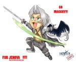 Chibi Sephiroth for Jenova by YattaChan