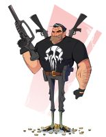 Punisher by Sodano