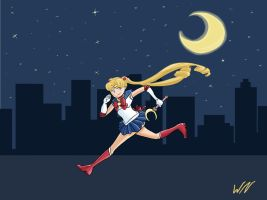 SailorMoon by wayne-kun