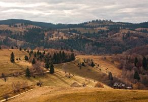 Romanian country side by FabianM