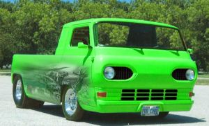 Ford Econoline Mean Machine by Minuteman360