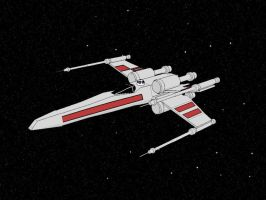 X-Wing by Sirix2011