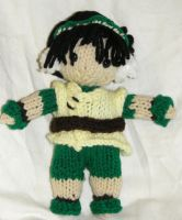 Toph Doll by TNAotC