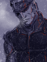 Metal Gear Solid: Solid Snake by MenasLG