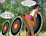 Camp Woody- A Perfect Target by ImfamousE