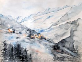 Valloire by vogesen