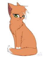 Squirrelflight by Optimistic-Whiteout