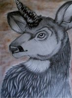 No Ordinary Deer by FoulOwl