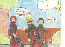 Sasori---Why is it... by Akatsukialltheway