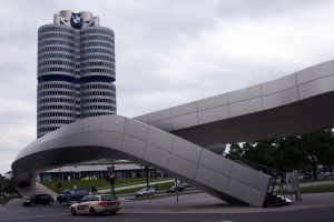 BMW Headquarters by scottdvdr