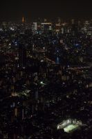 View from Tokio Skytree by albertsphotos